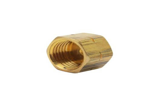 Brass Cap Fitting