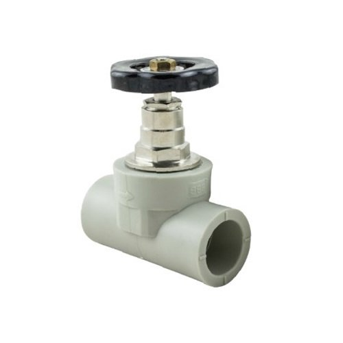Hot and Cold PPR Fitting Stop Valve