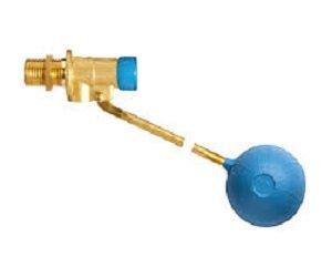 Noiseless Brass Float Valve
