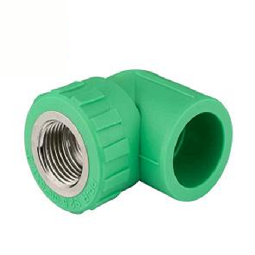 PPR Pipe Fittings female elbow