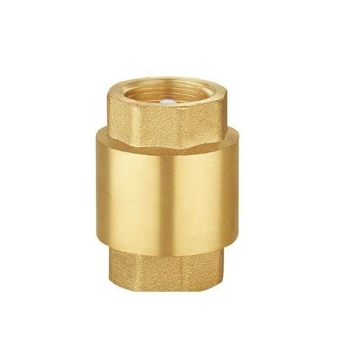 Shock Resistant Brass Check Valve