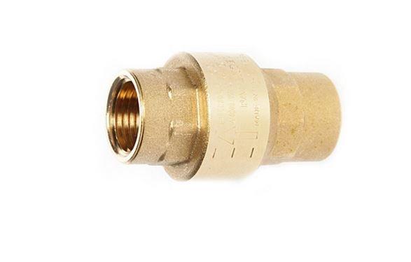 2 Brass ball check valve
